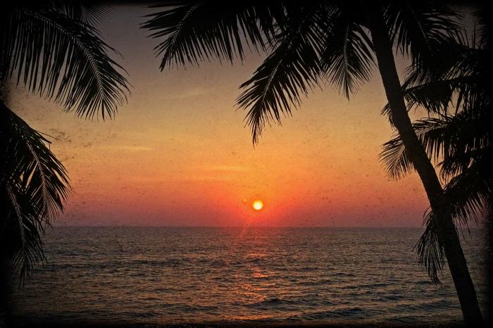 Vakala sunset