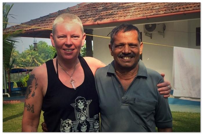 Hollywood and Mr Vunagopal